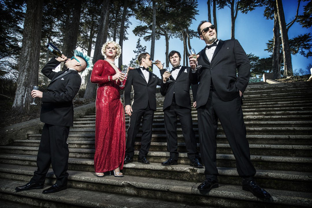 Me First And The Gimme Gimmes add West Coast dates, greatest hits LP