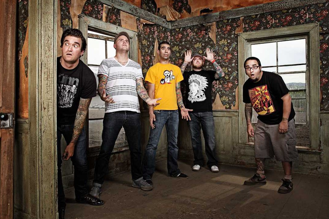 New Found Glory sign to Hopeless Records for next album