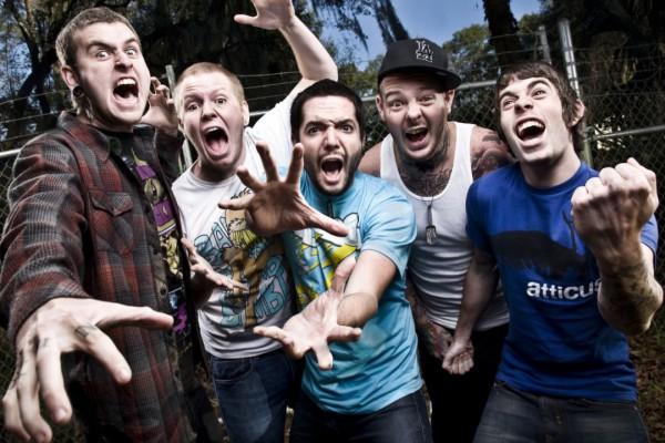 A Day To Remember photographed by Adam Elmakias