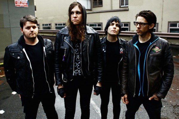 Against Me! photographed by Ryan Russell