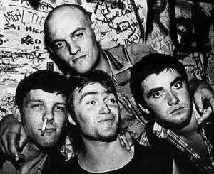 Angelic Upstarts photographed by punk77.co.uk