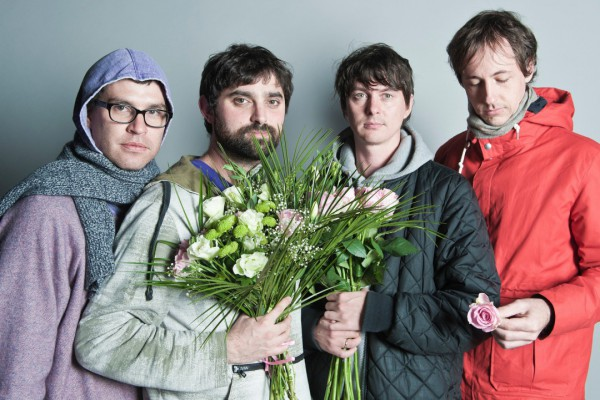 Animal Collective photographed by Adriano Fagundes