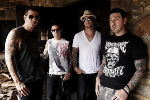 Avenged Sevenfold photographed by Clay Patrick Mcbride