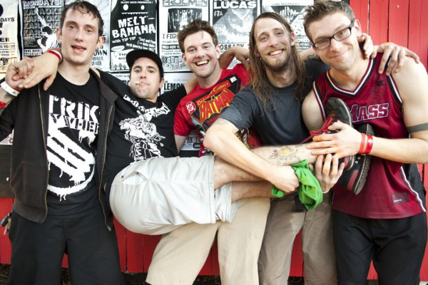 A Wilhelm Scream photographed by Julien Lacha