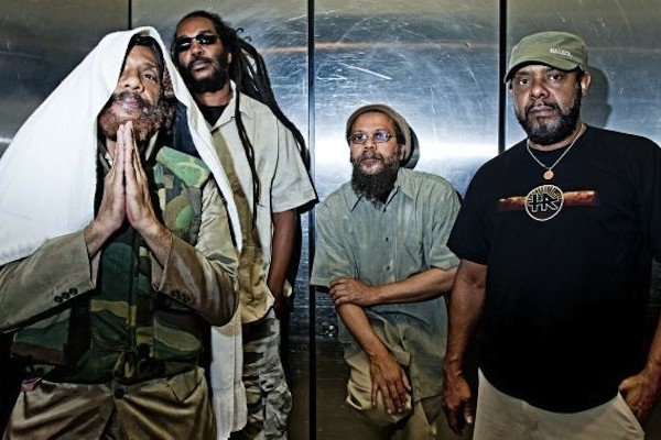 Bad Brains photographed by Atiba Jefferson