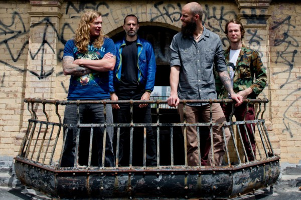 Baroness photographed by Doug Seymour