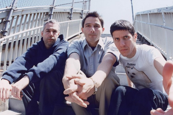 Beastie Boys photographed by Mario Anzuoni