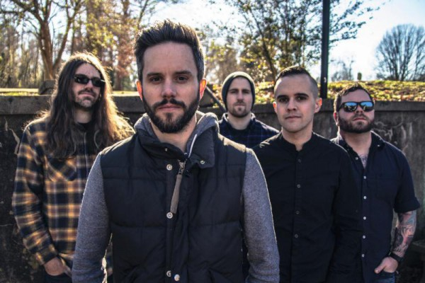 Between The Buried And Me photographed by Justin Reich