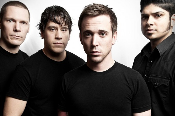 Billy Talent photographed by Dustin Rabin