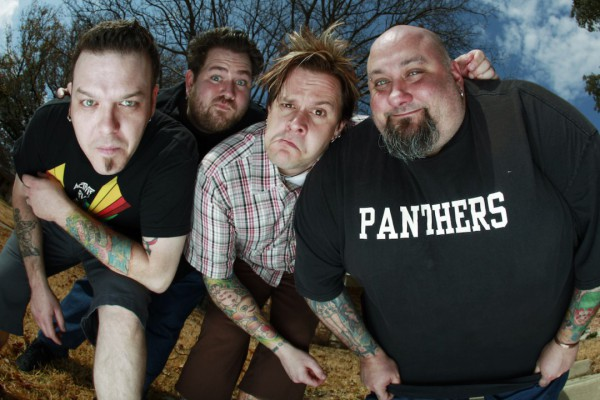 Bowling For Soup photographed by Scott Cole