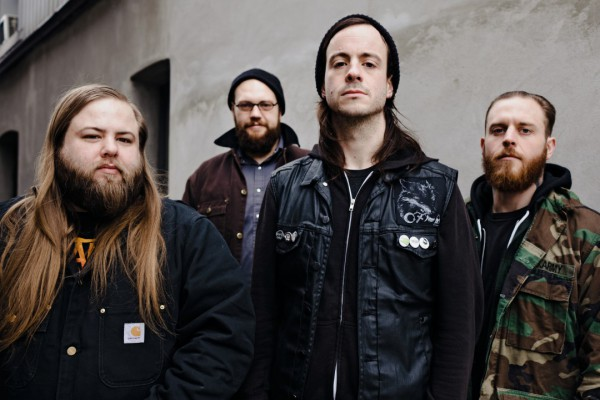 Cancer Bats photographed by Jess Baumung