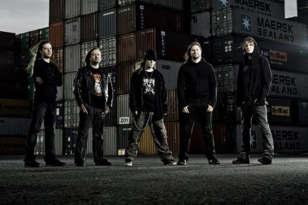 Children of Bodom photographed by Jussi Hyttinen