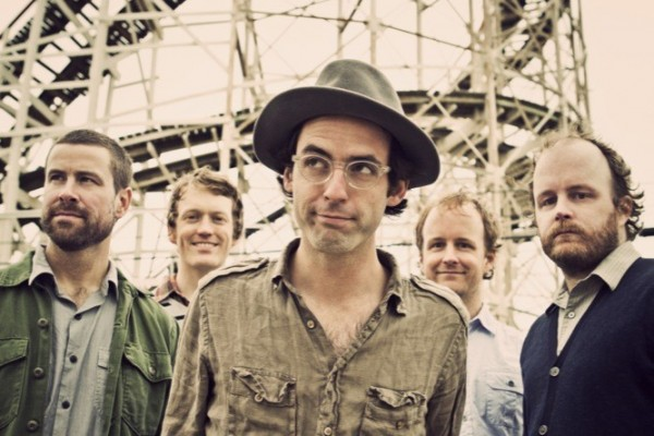 Clap Your Hands Say Yeah photographed by Pieter van Hattem