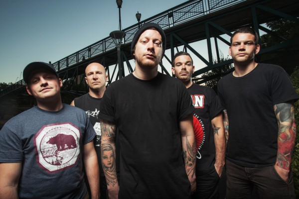 Comeback Kid photographed by James Hartley