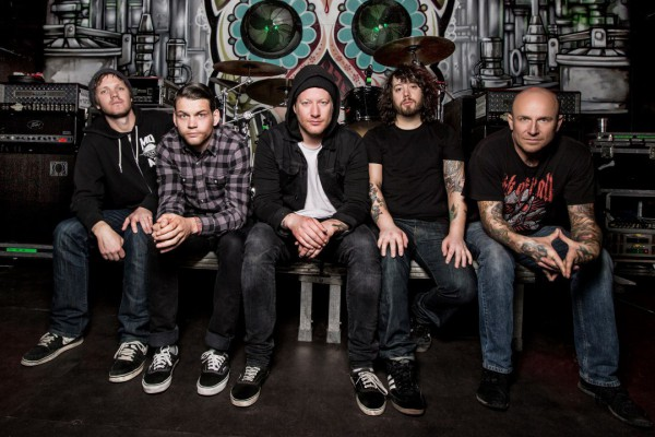 Comeback Kid photographed by Alexey Makhov