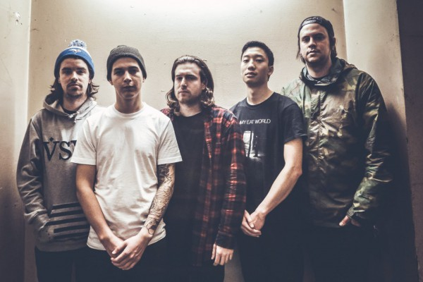 Counterparts photographed by Josh Halling