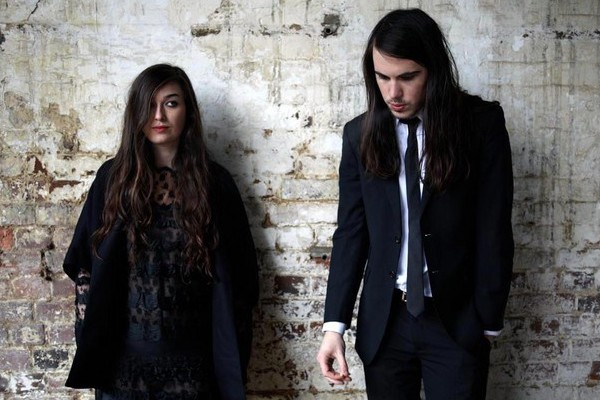 Cults photographed by Madeline Follin