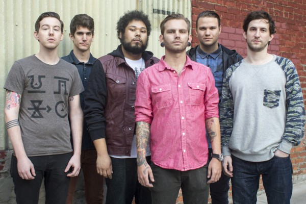 Dance Gavin Dance photographed by Chase Clymer