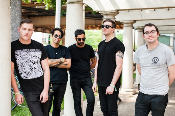 Deafheaven photographed by Max Herman