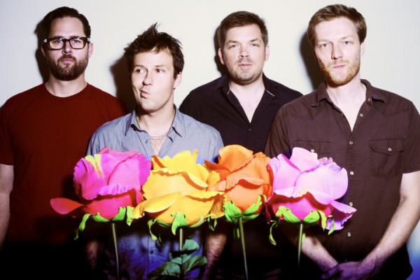 Dismemberment Plan photographed by Shervin Lainez