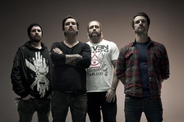 Every Time I Die photographed by Tim Harmon