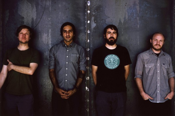 Explosions In the Sky photographed by Alex Marks
