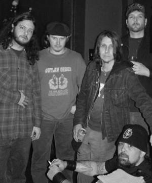 Eyehategod photographed by The Band