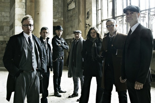 Flogging Molly photographed by Dan Monick