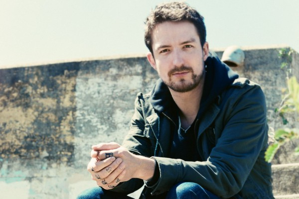 Frank Turner photographed by Ian Taylor