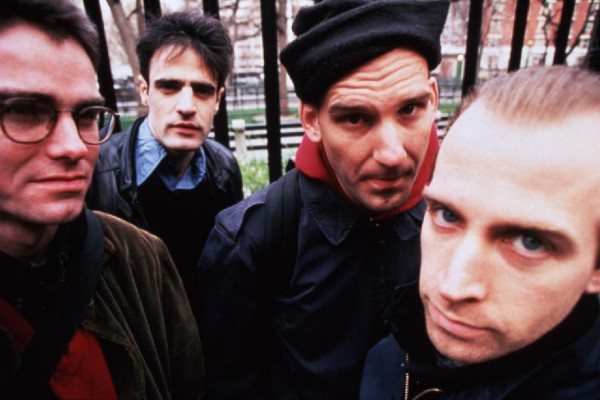 Fugazi photographed by Jem Cohen