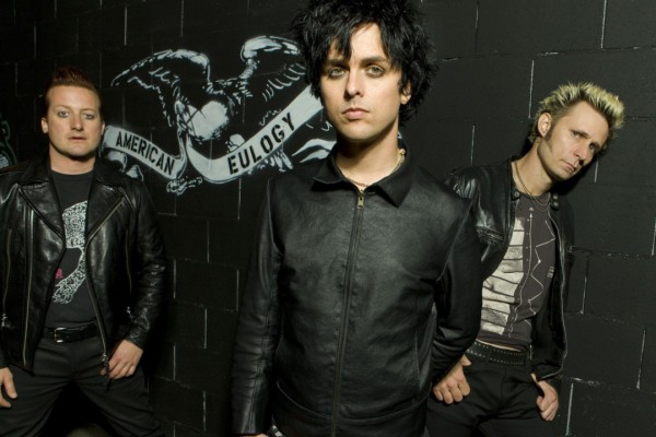 Green Day photographed by Jill Greenberg