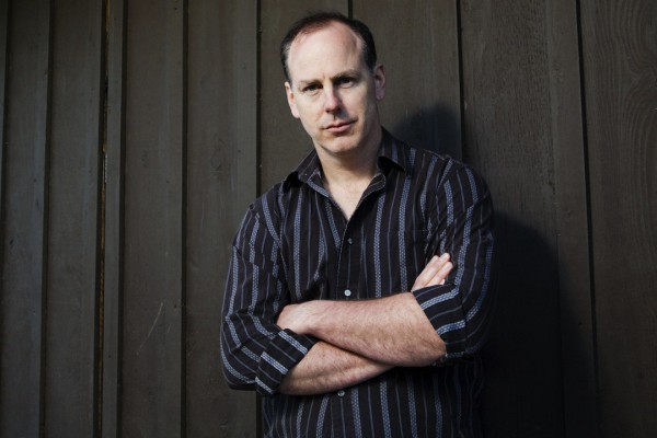 Greg Graffin photographed by Brian Sheffield