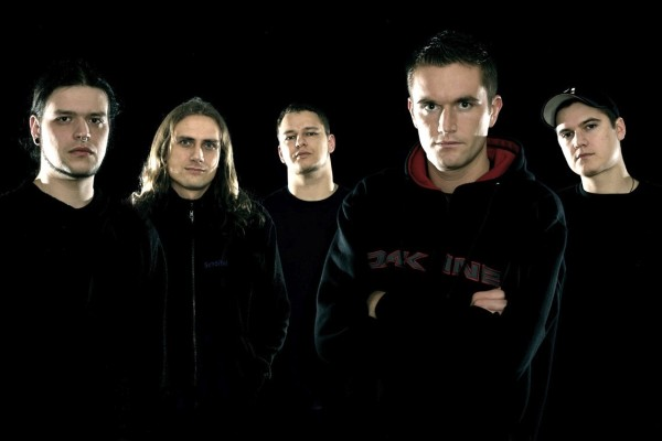 Heaven Shall Burn photographed by Simon Büttner