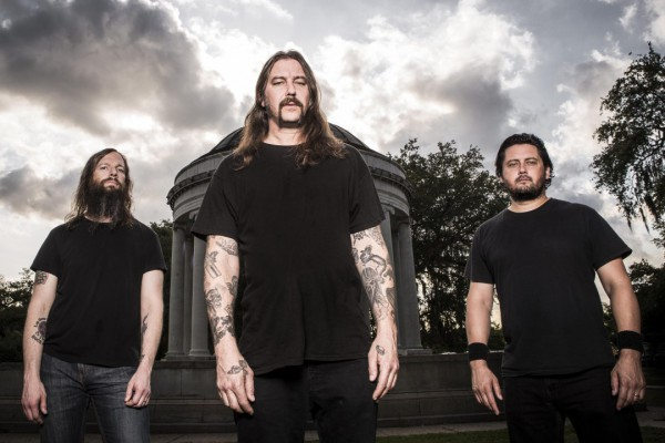 High On Fire photographed by J. Hubbard