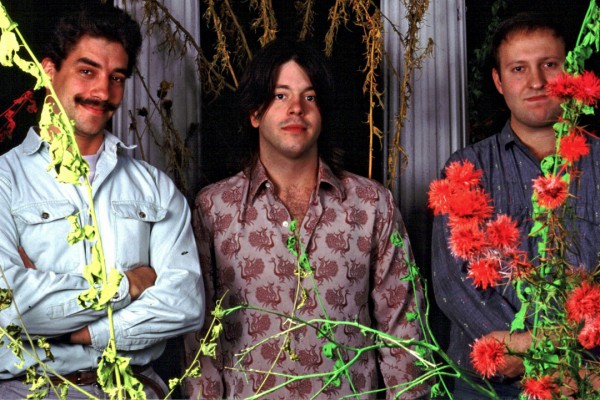 Hüsker Dü photographed by Glen E.Friendman