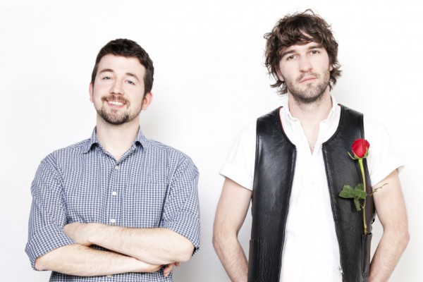 Japandroids photographed by Leigh Righton