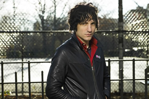 Jesse Malin photographed by Alyssa Wendt