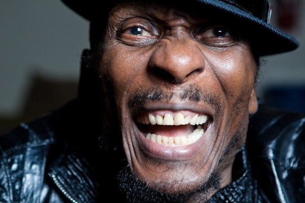 Jimmy Cliff photographed by Myles Pettengill