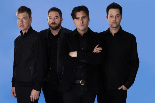 Jimmy Eat World photographed by Michael Elins