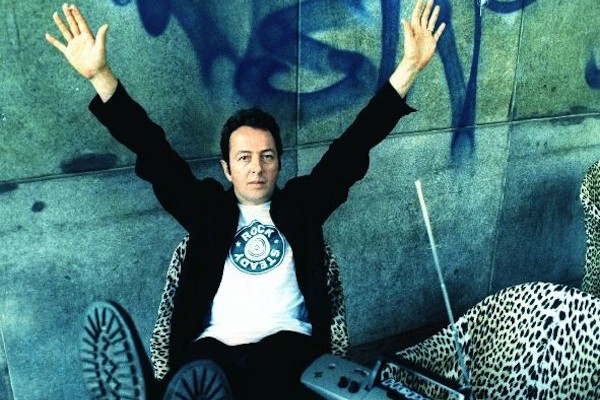 Joe Strummer photographed by Piper Ferguson