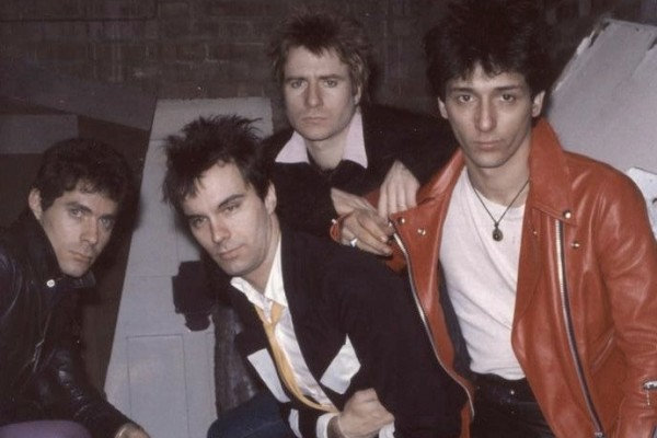 Johnny Thunders and the Heartbreakers photographed by Roberta Bayley