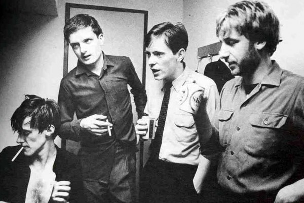 Joy Division photographed by David Horvitz