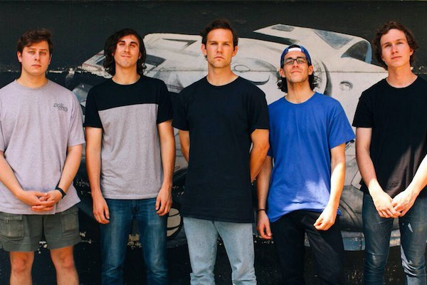 Knuckle Puck photographed by Demi Cambridge