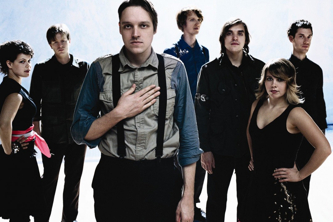 arcade fire tell fans to please relax over formal dress code at