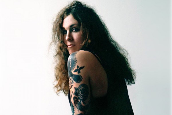 Laura Jane Grace photographed by Ryan Russell