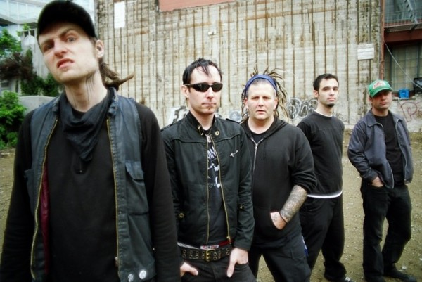Leftover Crack photographed by Pete Saporito