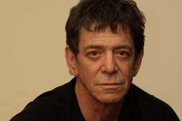Lou Reed photographed by Lou Reed (Self Portrait)