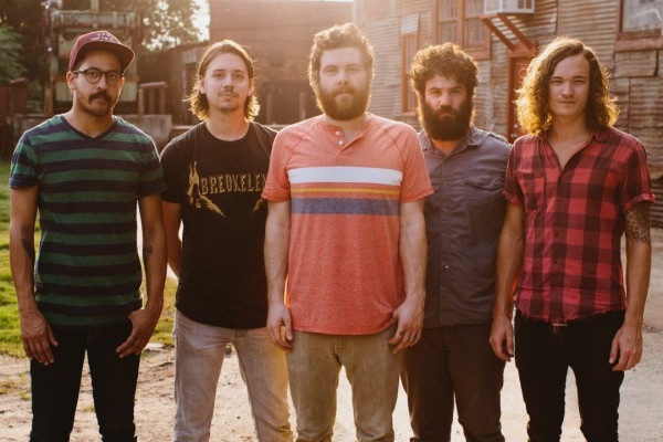 Manchester Orchestra photographed by Andrew Thomas Lee