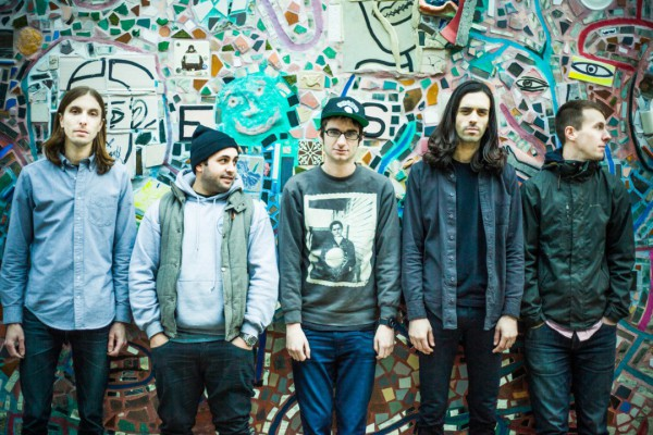 Man Overboard photographed by  Ally Newbold