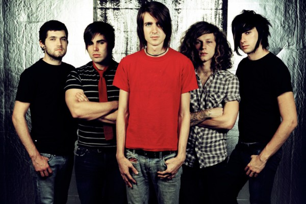 Mayday Parade photographed by Tom Falcone